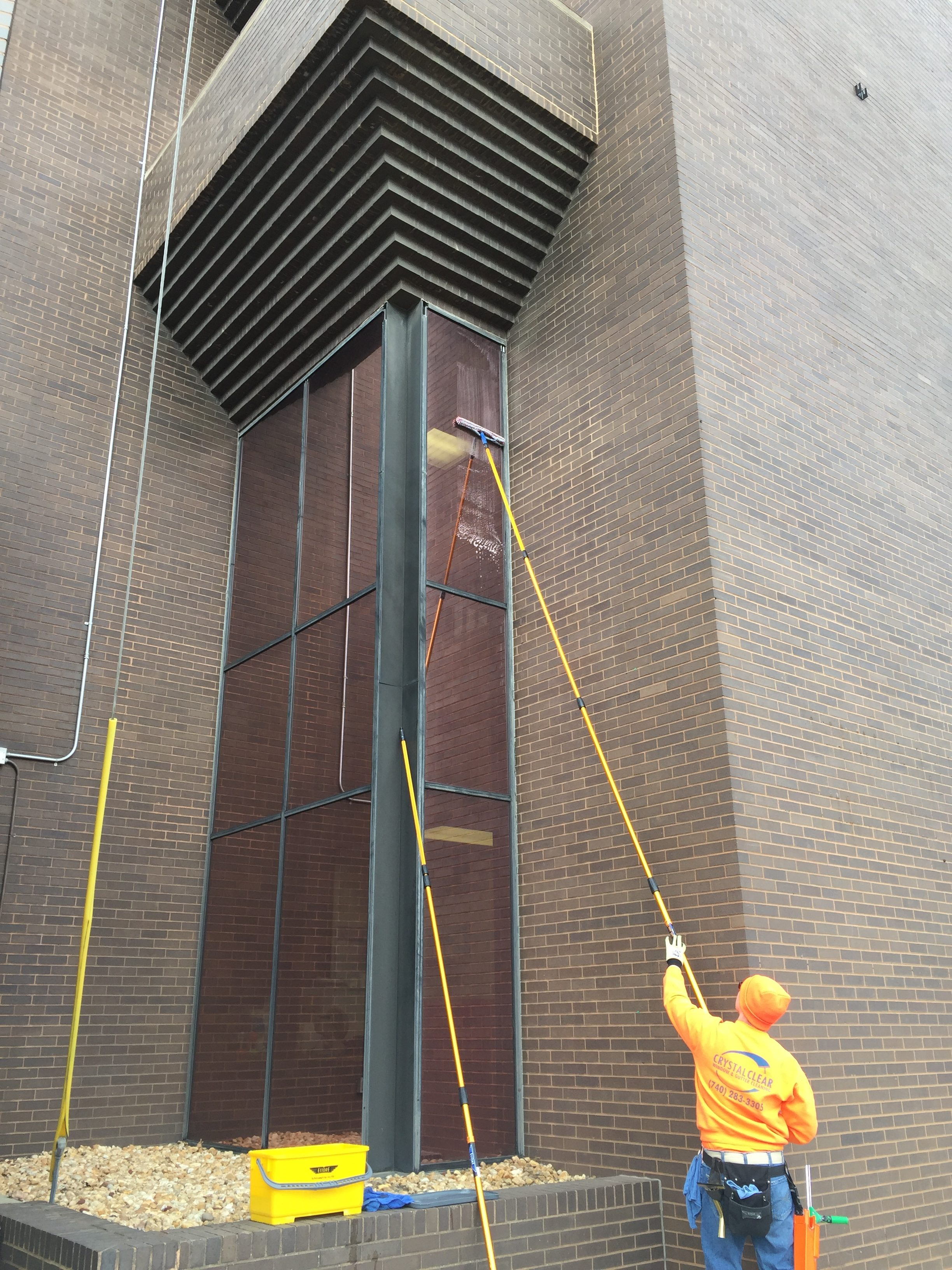 About Us Crystal Clear Window Cleaning